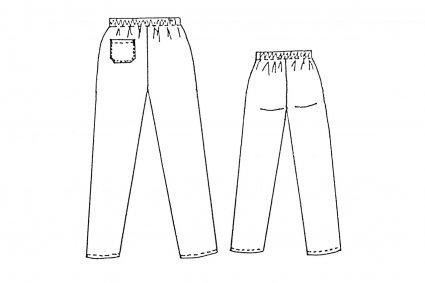 panske-pracovni-kalhoty-fazona-00-90-951